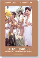 Couverture de Rites hindous, de Gérard Colas et Gilles Tarabout